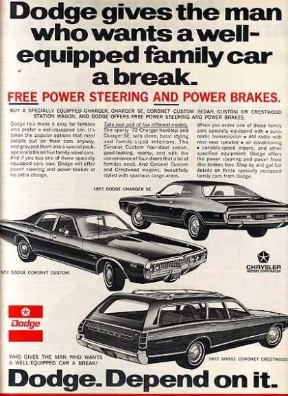 Chrysler's Dodge (1971)