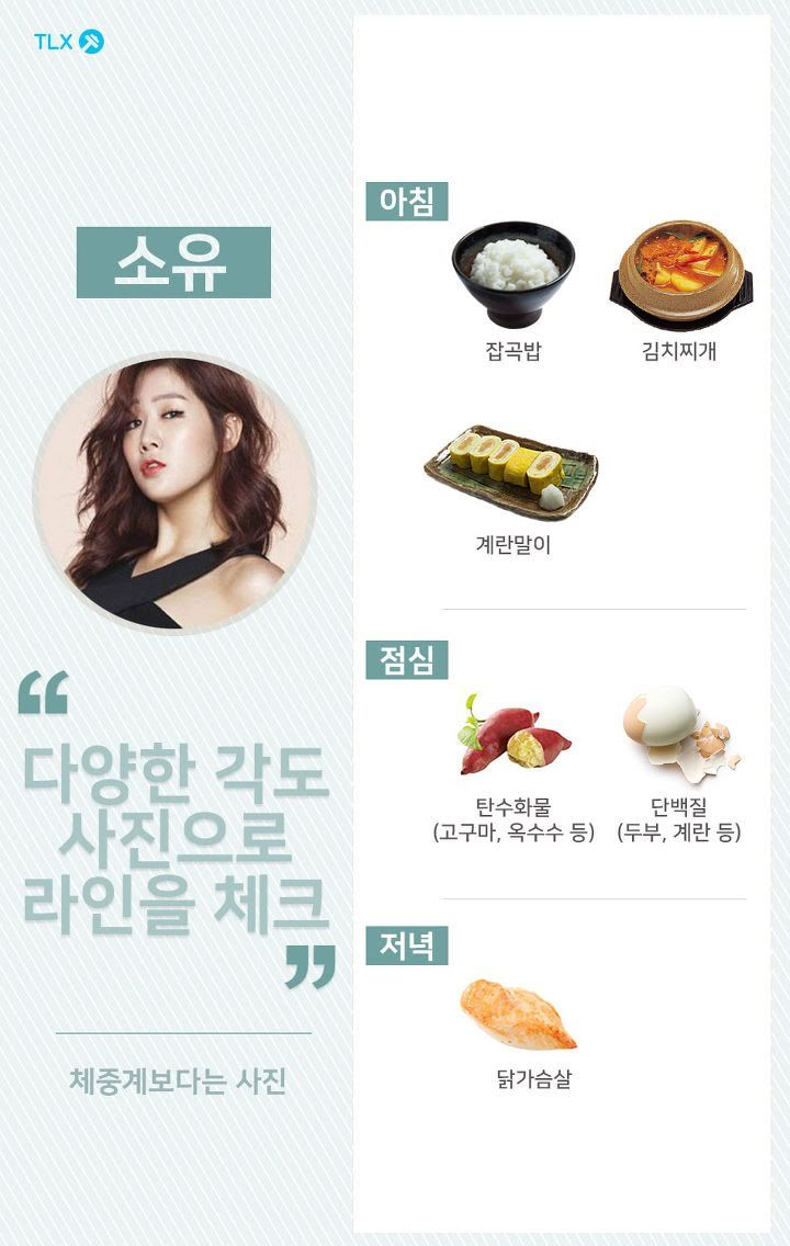 Here S What You D Need To Eat In Order To Look Like These Gorgeous Female Idols Peso Vegetariano Dieta