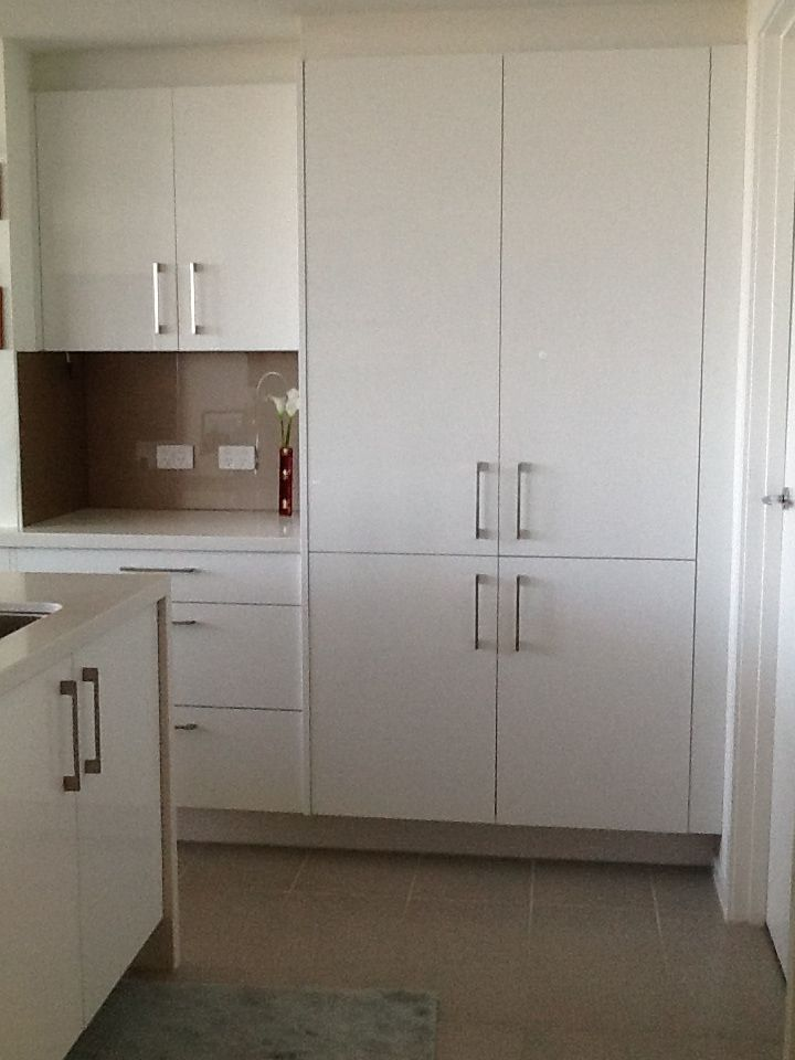 Pantry and appliance shelf