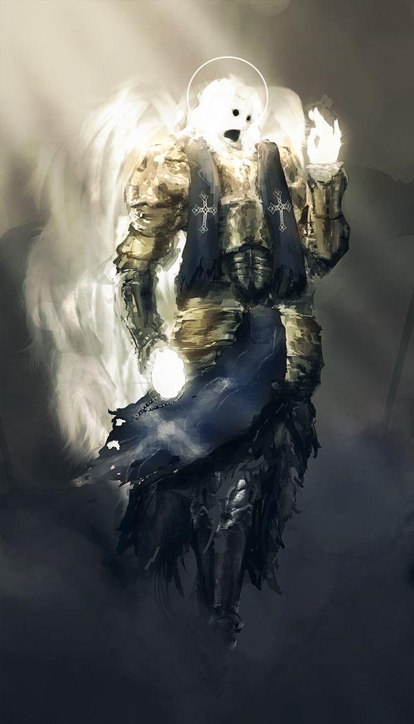 https://www.behance.net/nkrooster  Holy angel/character design