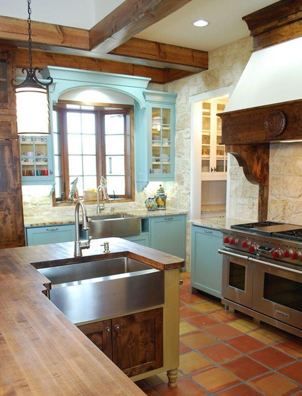 , Lake House Kitchens, Dream House, Lakes, Gardens, Lakehouse Kitchen