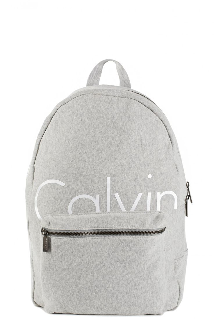 Jersey 'My Calvins' backpack - #MYCALVINS Collection - Calvin Klein Jeans - ANITA HASS | DESIGNER FASHION