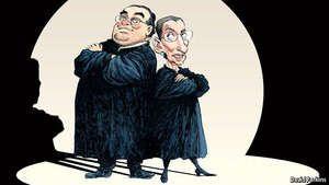 The Economist on 'Scalia/Ginsburg'