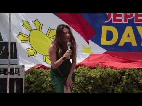 Mary Ann Van Der Horst — Maniwala Ka - 2014 Xfactor Australia