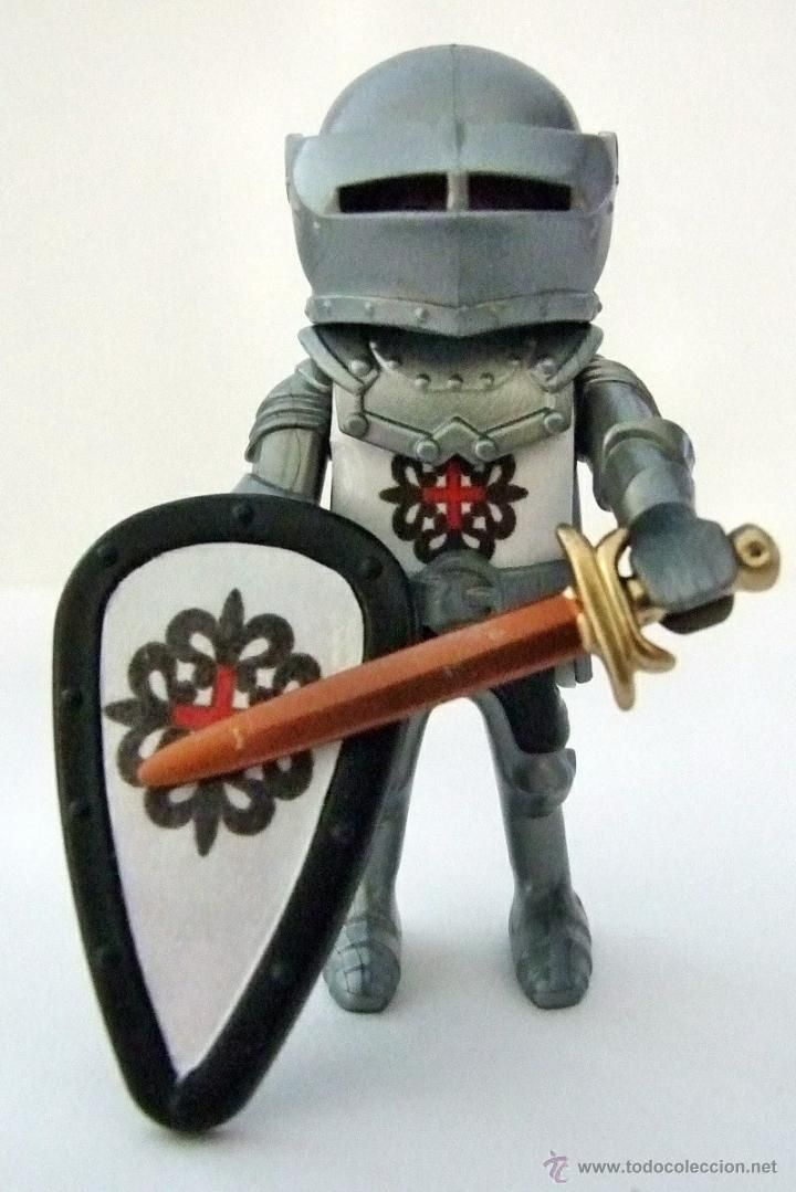 17 best images about templarios y ordenes militares on for Playmobil caballeros