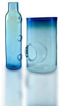 Bubble Vase - eclectic - Vases - Esque Studio
