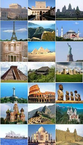 wonders of the world - Google Search