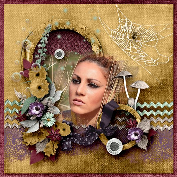 *When Summer is over* by Angelique's Scraps  http://www.pixelsandartdesign.com/store/index.php… https://www.e-scapeandscrap.net/boutique/index.php… Photo: Adina Si Ionut