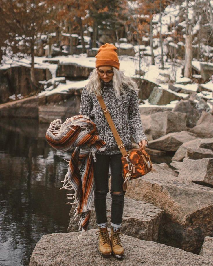 Outfit ideal para el otoño-invierno