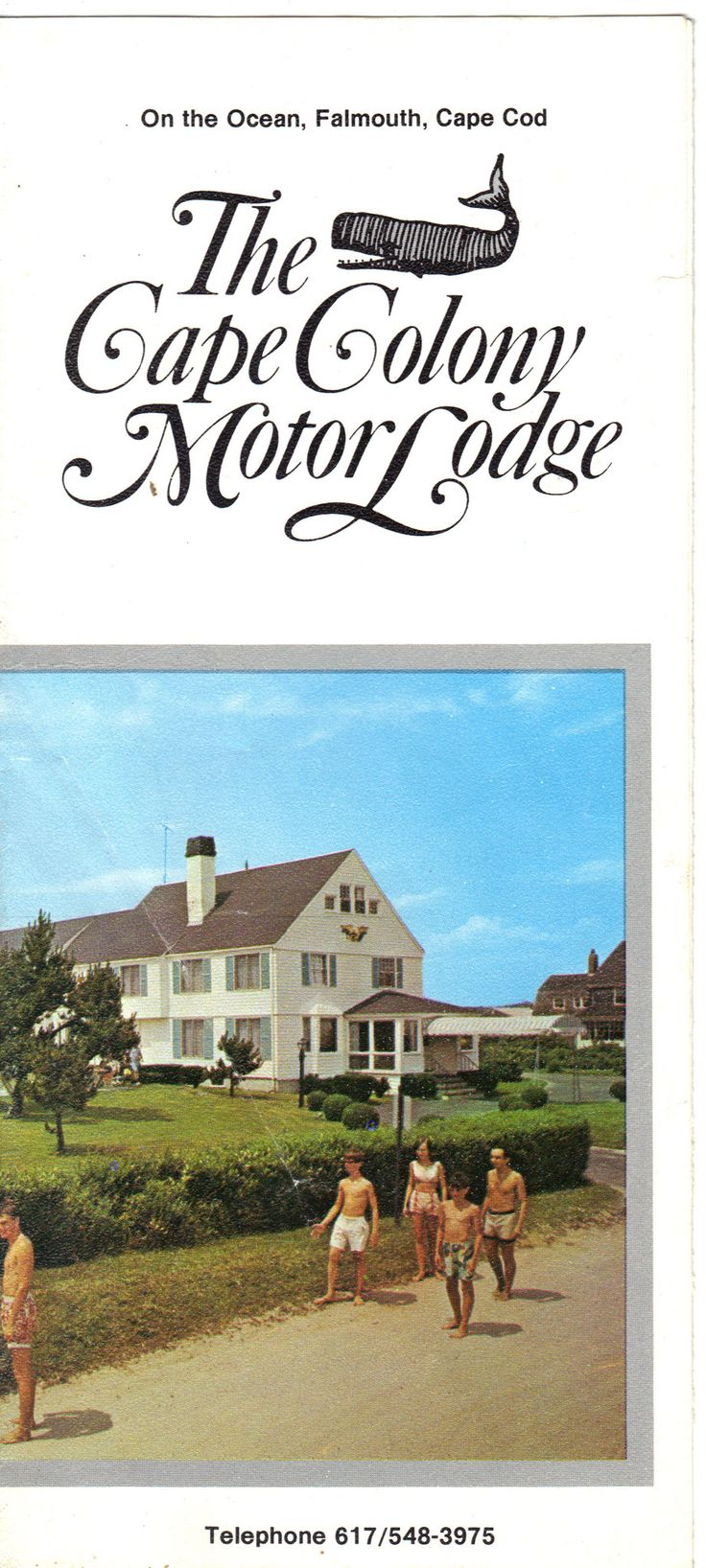 The Cape Colony Motor Lodge Brochure