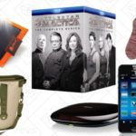 Today's Best Deals: Logitech Harmony, Battlestar Galactica, Labor Day Sales, and More