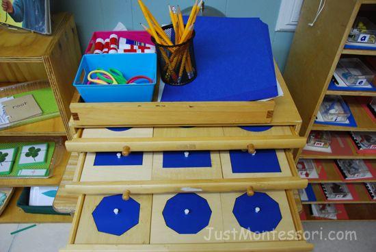 montessori sensorial rationale paper Montessori math.