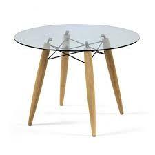 25 best ideas about glastisch rund on pinterest rosa. Black Bedroom Furniture Sets. Home Design Ideas