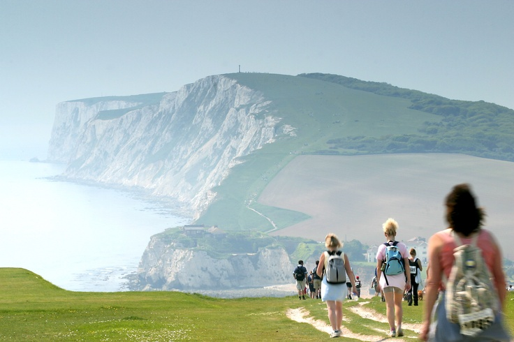 Tennyson Trail * Isle of Wight