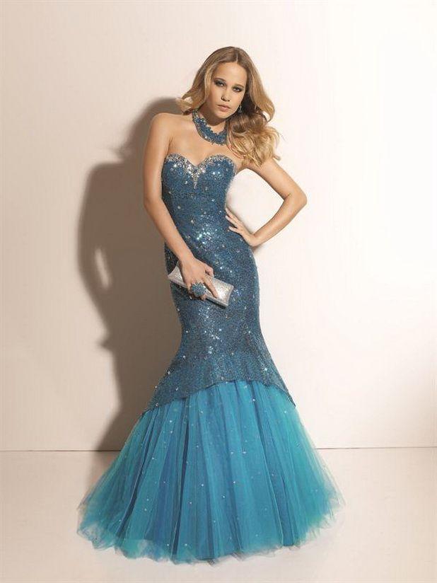 Long Prom Dresses for 2012