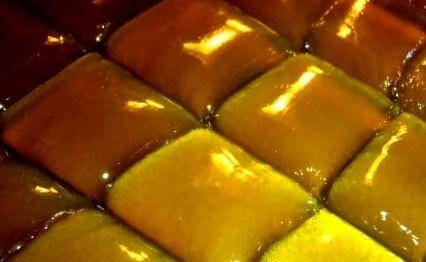 Homemade horehound candies!  Find recipe @ http://hungerandthirstforlife.blogspot.com/2012/06/horehound-candies.html