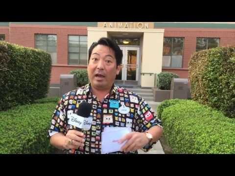 The Walt Disney Studios Lot Tour: Choose Your Own Adventure - YouTube