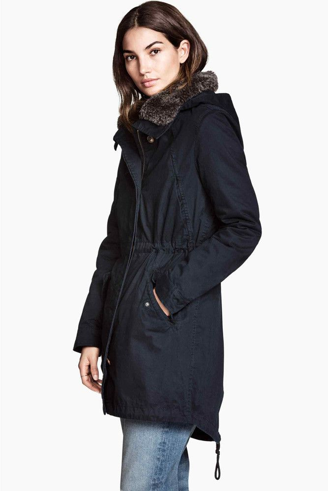 Best 25  Navy parka ideas on Pinterest | Winter parka, Parkas and ...