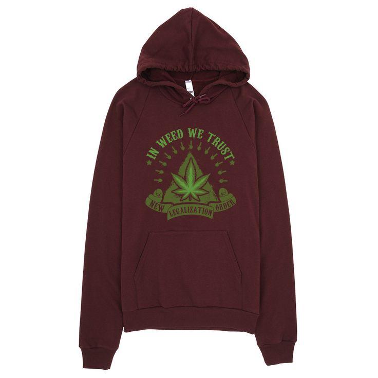 Legalization Order Hoodie