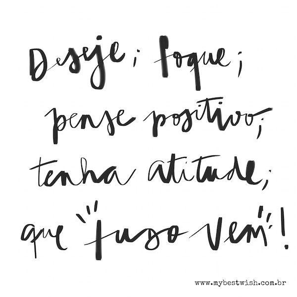 frase positiva blog