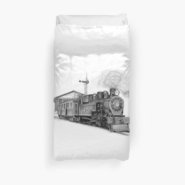 This is a drawing of a Steam Train from Glenbrook Vintage Railway that my father Mike Oliver drew with a technique known as Pointillism.  This is a technique of painting in which small, distinct dots of color are applied in patterns to form an image. • Also buy this artwork on home decor, apparel, stickers, and more.