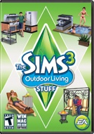 Love sims 3! So want outdoor living!