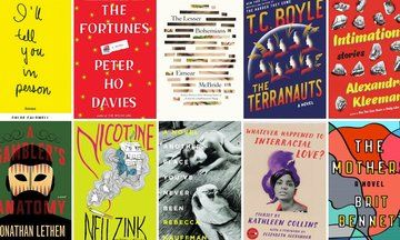 20 New Books You'll Need For Your Shelf In Fall 2016