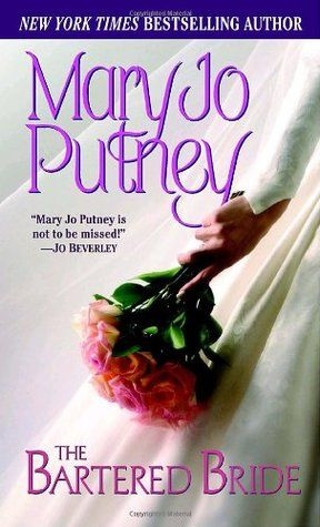 The Bartered Bride, by Mary Jo Putney. A Readalike for Amanda Quick.