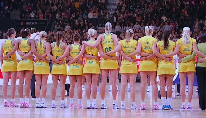 The Australian Diamonds have vowed to reclaim the world number one ranking after dropping to second following last month's maiden series loss to England.