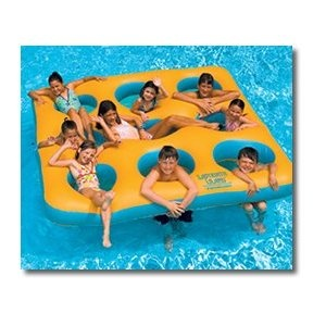 Labyrinth Floating Island for Swimming Pool & Beach: Pool Toys, Islands, Pools, Swimline Labyrinth, Kid, Labyrinths