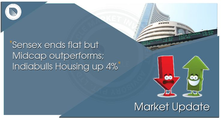 #Equity benchmarks closed flat after consolidation as investors looked fresh triggers. The 30-share #BSE #Sensex was up 0.77 points at 31,662.74 and the 50-share #NSE #Nifty gained 13.70 points at 9,929.90. The BSE #Midcap and #Smallcap indices gained 0.5-0.8 percent. About 1,396 shares advanced against 1,175 declining shares on the BSE. For Daily Market Update, Please Follow us on Linkedin https://www.linkedin.com/company/pinnacle-market-investment-advisory/