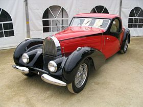 Bugatti Type 57 Atalante 1936