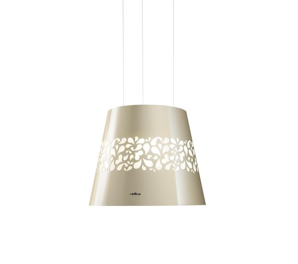 Buy ELICA Jasmine ECOL-JAS-PRL Island Cooker Hood - Pearl | Free Delivery | Currys