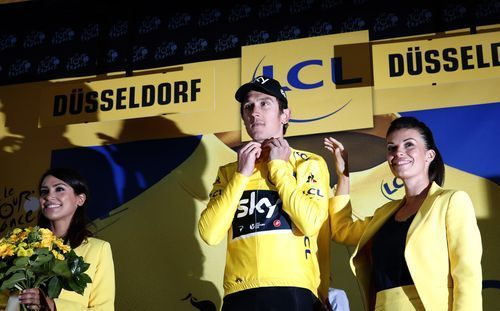 %TITTLE%-          AP                  Published 3:11 p.m. ET July 1, 2017 | Updated 3:21 p.m. ET July 1, 2017        Britain's Geraint Thomas puts on the overall leader's yellow jersey after winning the first stage of the Tour de France cycling race, an individual time trial over 14...-https://losporcos.com/godly-beer-and-divine-meatballs-in-liege.html