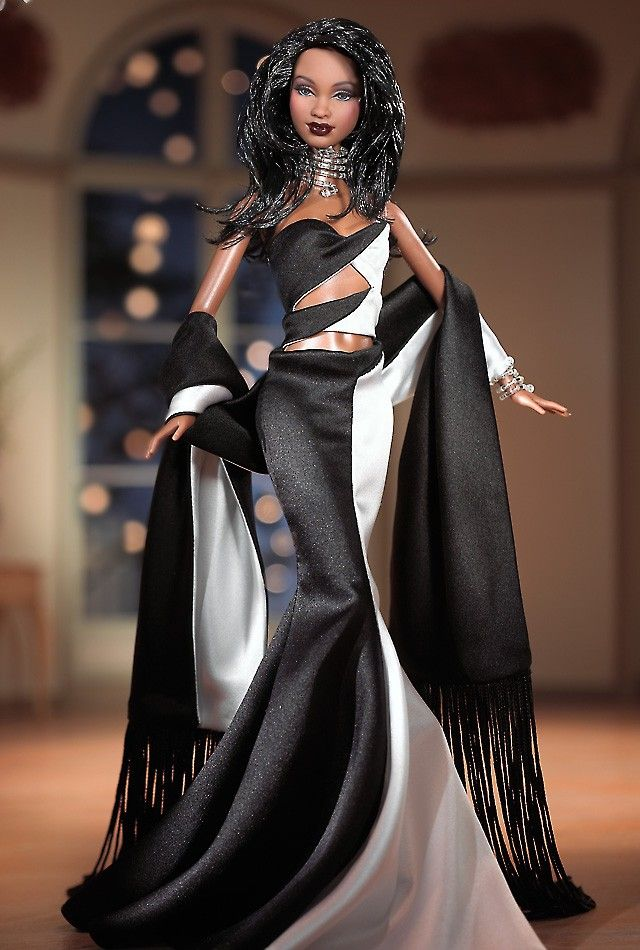 2003 Noir et Blanc™ Barbie® Doll | Barbie Collector, Release Date: 4/1/2003 Product Code: B1993, $_