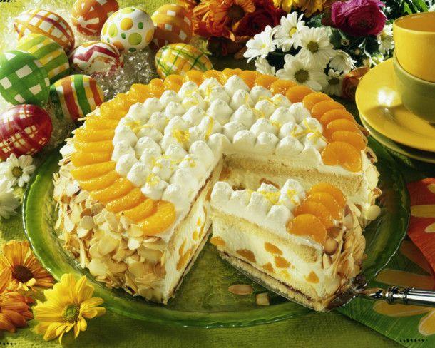 Unser beliebtes Rezept für Erfrischende Zitronen-Mandarinen-Torte und mehr als 55.000 weitere kostenlose Rezepte auf LECKER.de.