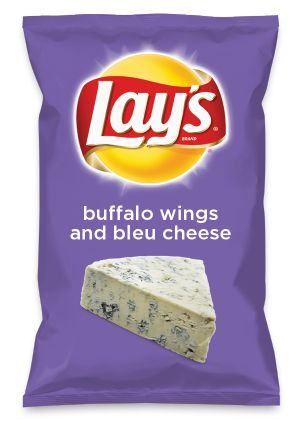 Wouldn't buffalo wings and bleu cheese be yummy as a chip? Lay's Do Us A Flavor is back, and the search is on for the yummiest flavor idea. Create a flavor, choose a chip and you could win $1 million! https://www.dousaflavor.com See Rules.