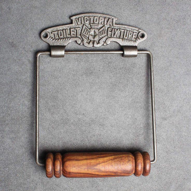 Victorian Toilet Paper Holder - Toilet Paper Holders - Yester Home
