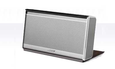 Bose wireless speakers.