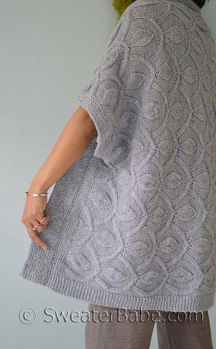 Ravelry: SweaterBabe's Hamachi