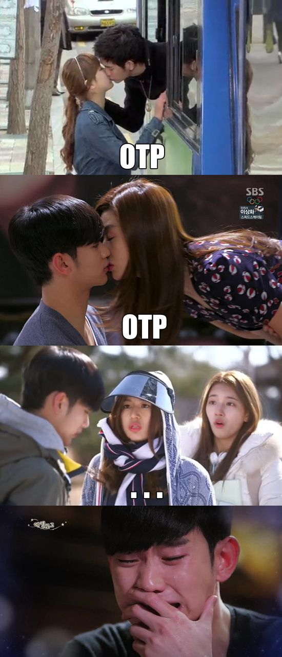 Hahaha!! I can't believe that Suzy was in My Love From Another Star as the same character as she was in Dream High!! XDDDDD