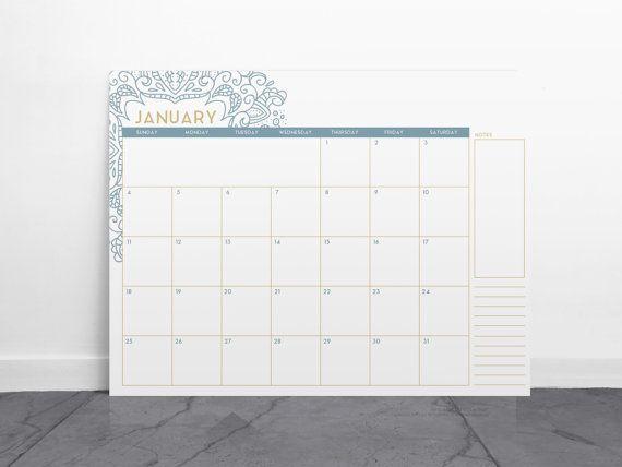 79 besten calendars Bilder auf Pinterest Kalender, Bastelei und