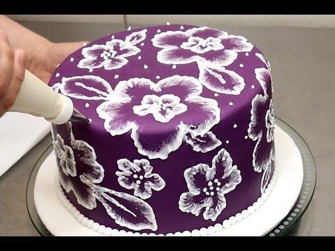 Decoración de Pasteles Increíbles l Ideas Sencillas Para Decorar Tartas ...