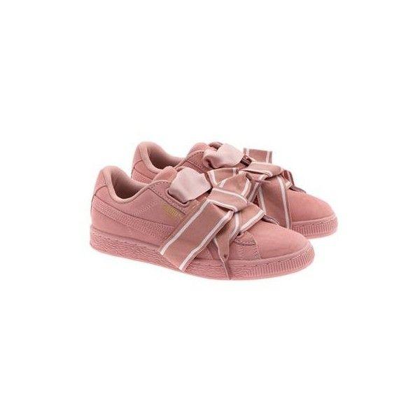 puma Basket Bling rosa