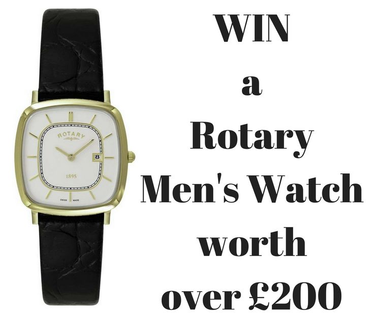 Win a Rotary Men's Watch http://woobox.com/c5ymti/jfj44t