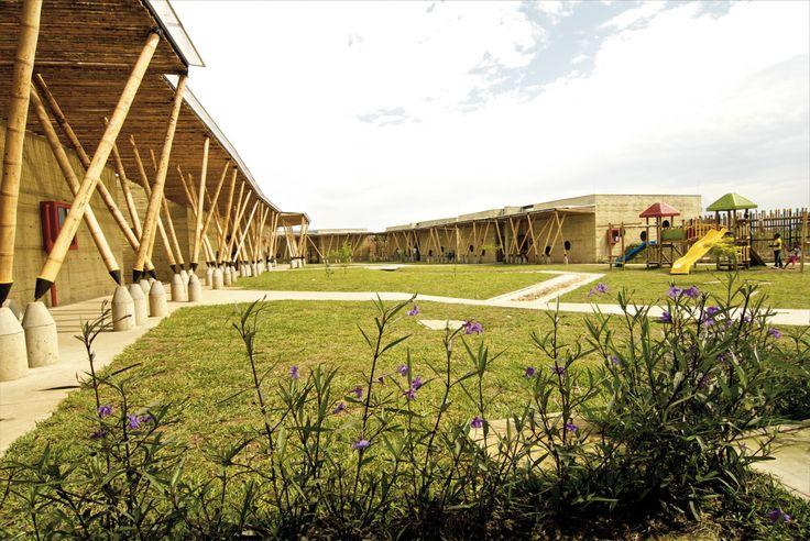 Gallery - El Guadual Children Center / Daniel Joseph Feldman Mowerman + Iván Dario Quiñones Sanchez - 17