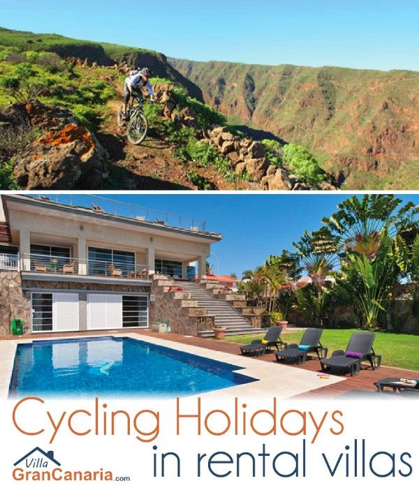 Unforgettable cycling experiences on Gran Canaria.