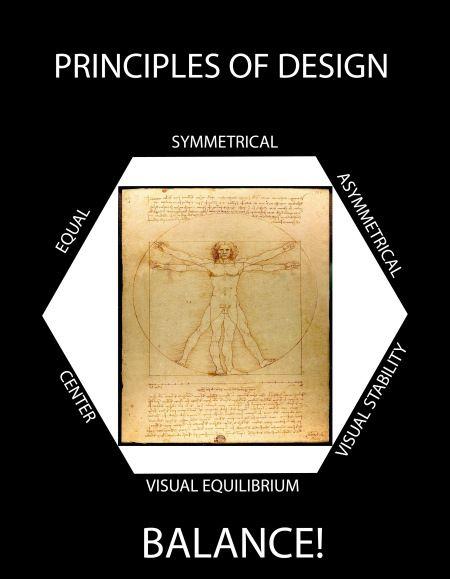 Principles of Design: Balance!