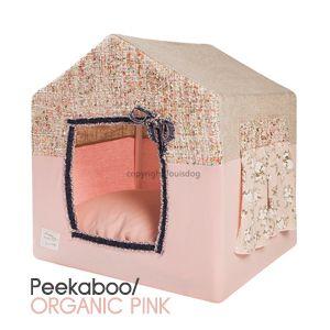 louisdog ★Peekaboo/Organic Pink