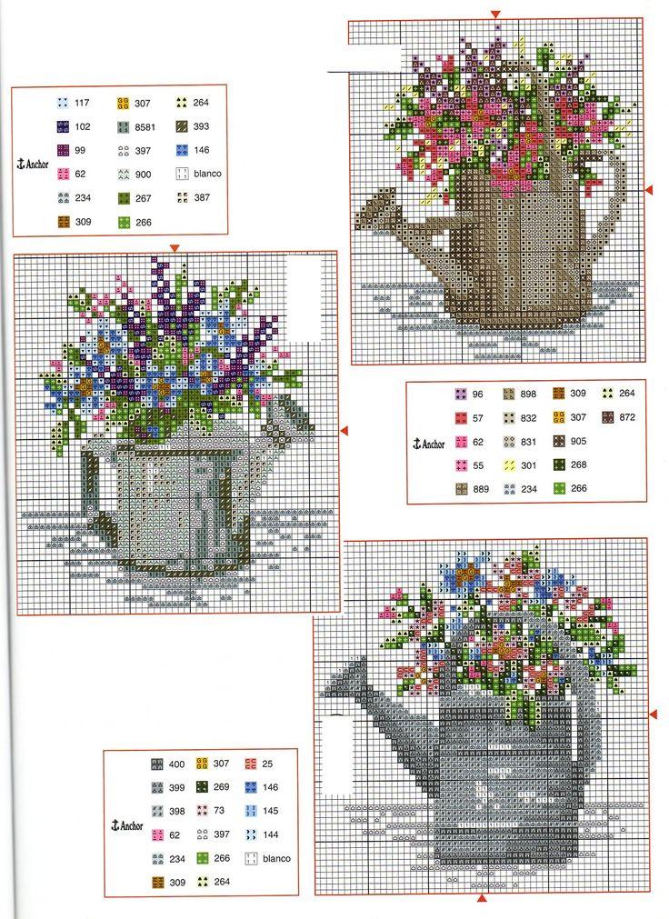 flowers pots